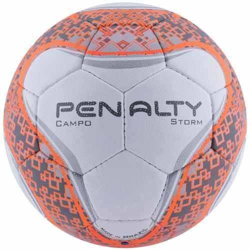 Bola Penalty Campo Storm Costurada Oficial - SPORT CENTER JARAGUÁ 0814f28de749c