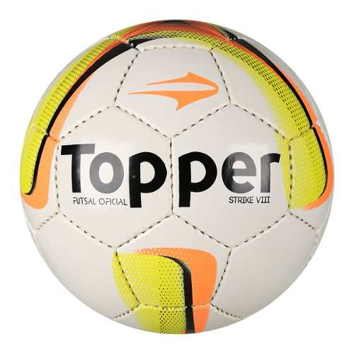 405b06864a Bola Futsal Topper Strike Costurada Bco larja - SPORT CENTER JARAGUÁ