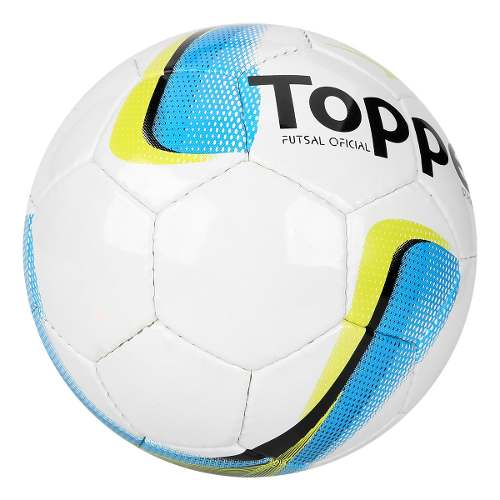 Bola Futsal Topper Strike Costurada Bco limão - SPORT CENTER JARAGUÁ e72e021683015