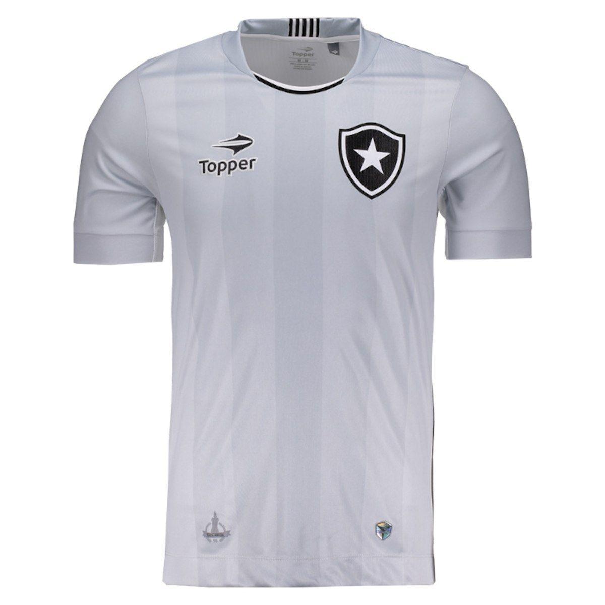 Camisa Botafogo 2016 17 Topper Oficial Numero 10 - SPORT CENTER JARAGUÁ fba837e5dc961