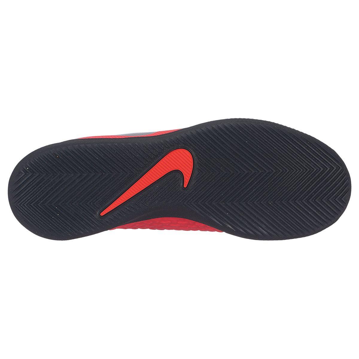 6ec8827f505 Tenis Futsal Nike Phantom VSN Botinha Infantil - SPORT CENTER JARAGUÁ