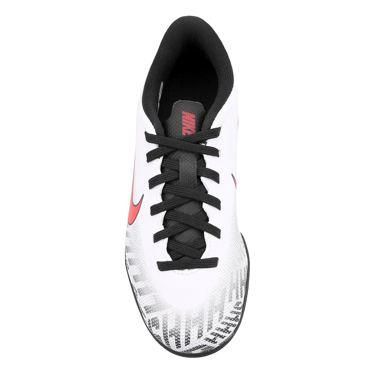 93a171e1b Tenis Futsal Nike Vapor 12 Neymar Infantil - SPORT CENTER JARAGUÁ