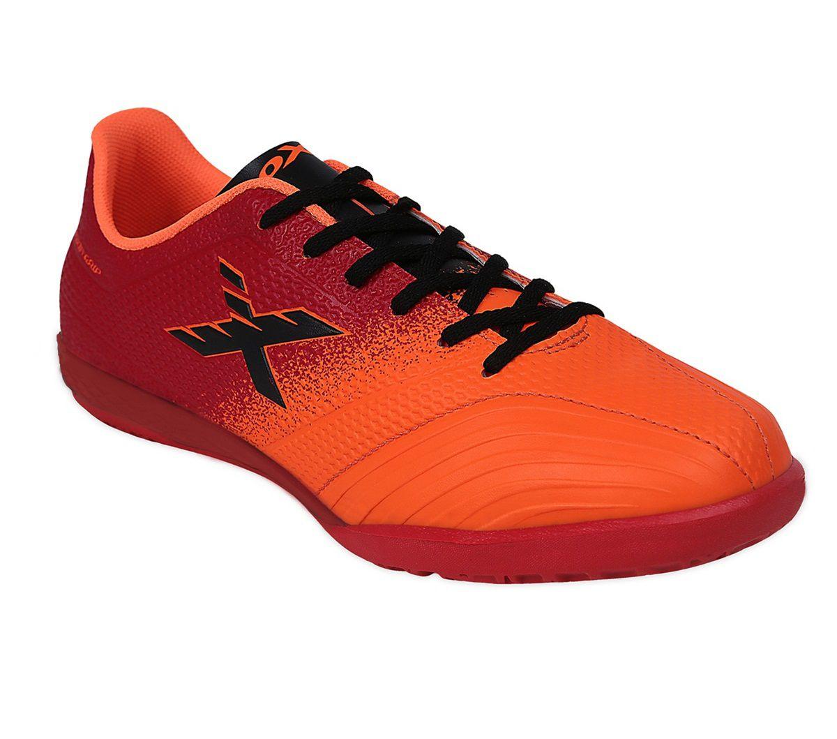 679126286305e Tenis Futsal Oxn Fusion Grip 2 Infantil - SPORT CENTER JARAGUÁ