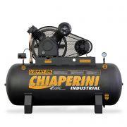 Compressor De Ar 20 Pés 200 Litros 380v Trifásico Chiaperini