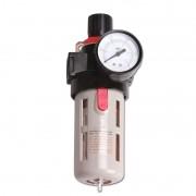 Filtro de ar regulador de pressão 1/2 tirar água do sistema