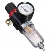 Filtro De Ar Regulador De Pressão 1/4 tirar água do sistema