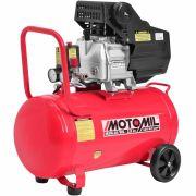 Motocompressor De Ar Motomil Mam/10 50l P/ Pintura 2,5 Hp