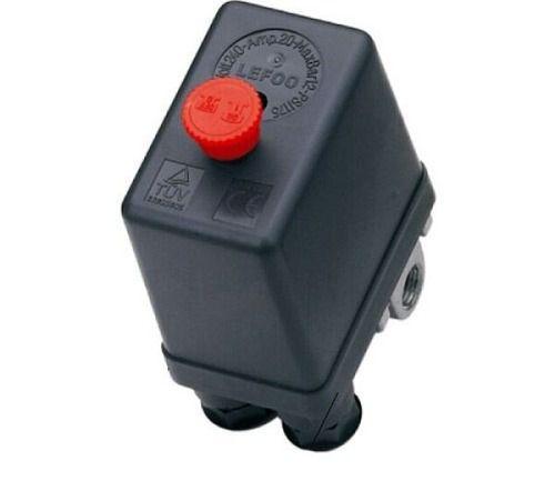 Pressostato 80-120 Automático Compressor + Filtro Ar 3/8