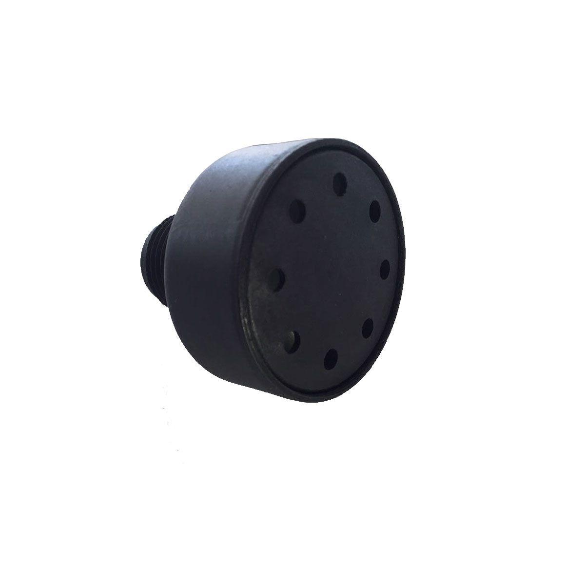 8 Filtros De Ar Para Compressor 1/4 Npt Nylon Vários Modelos