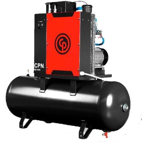 Compressor Rotativo Parafuso CPN 15HP 265L CHICAGO PNEUMATIC