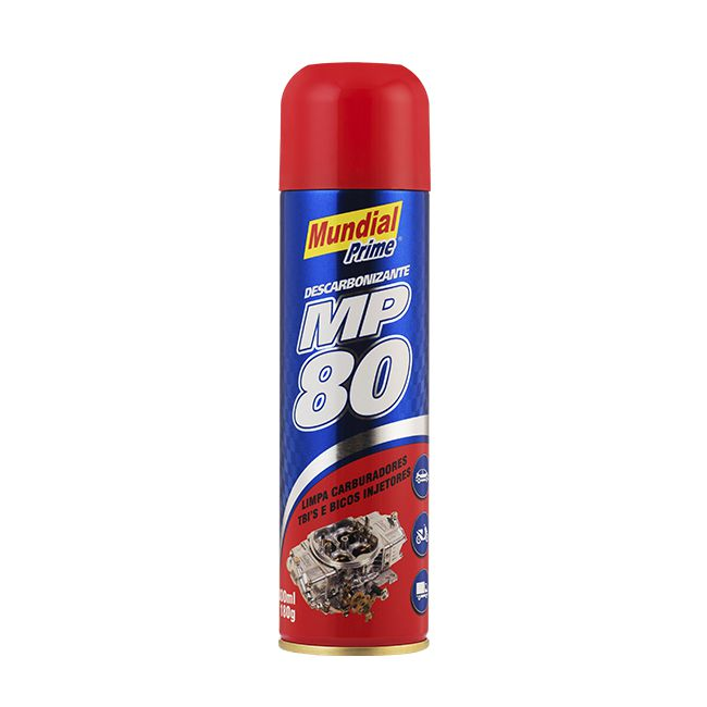 Descarbonizante MP80 Mundial Prime 300ml Spray