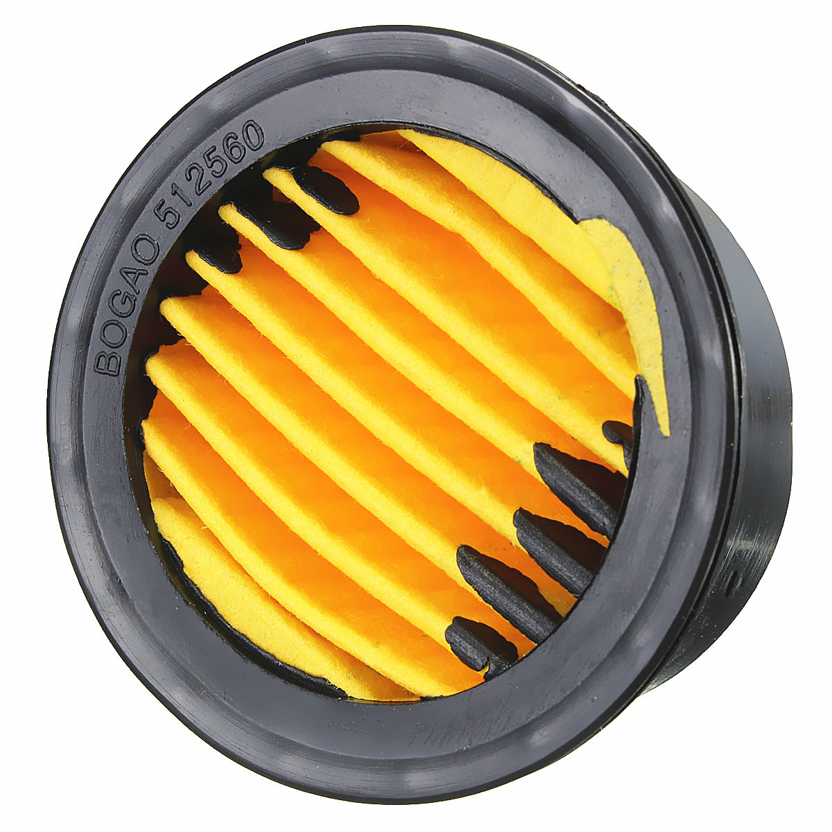 Elemento filtro de ar 60mmx24mm para compressor