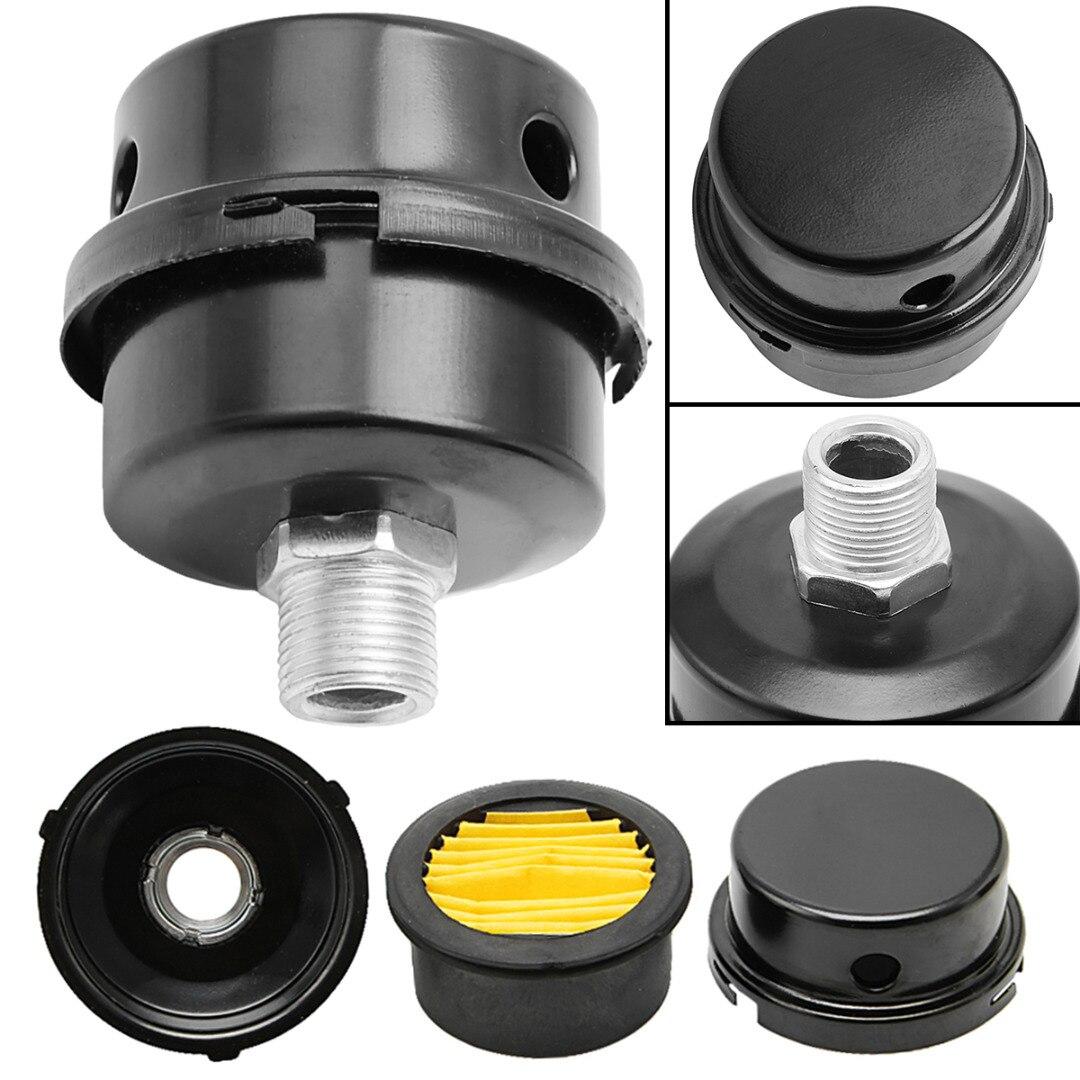 Filtro de ar para Compressor 1/4 Metal modelo universal