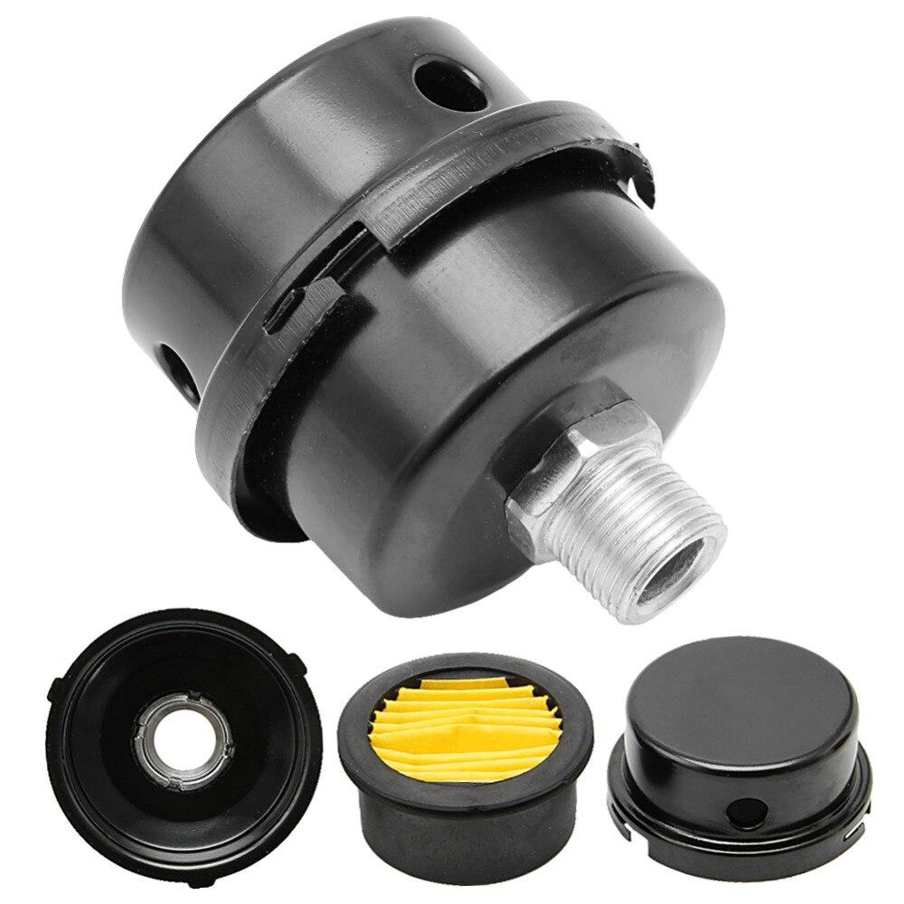 Filtro de ar para Compressor 3/8 Metal modelo universal