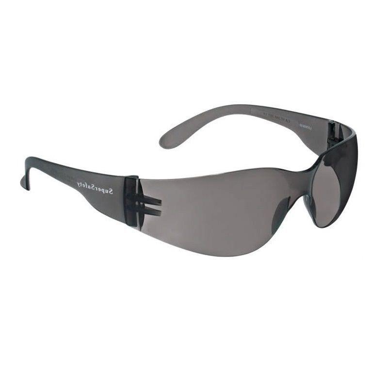 Kit 12 Óculos De Proteção escuro de sol Segurança Epi