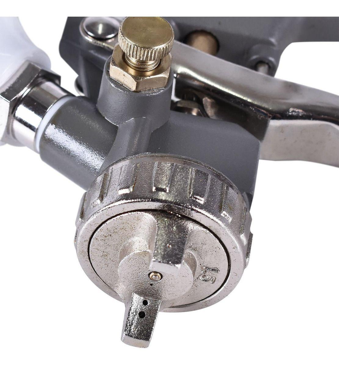 Pistola De Pintura Convencional De Gravidade P162 Intech