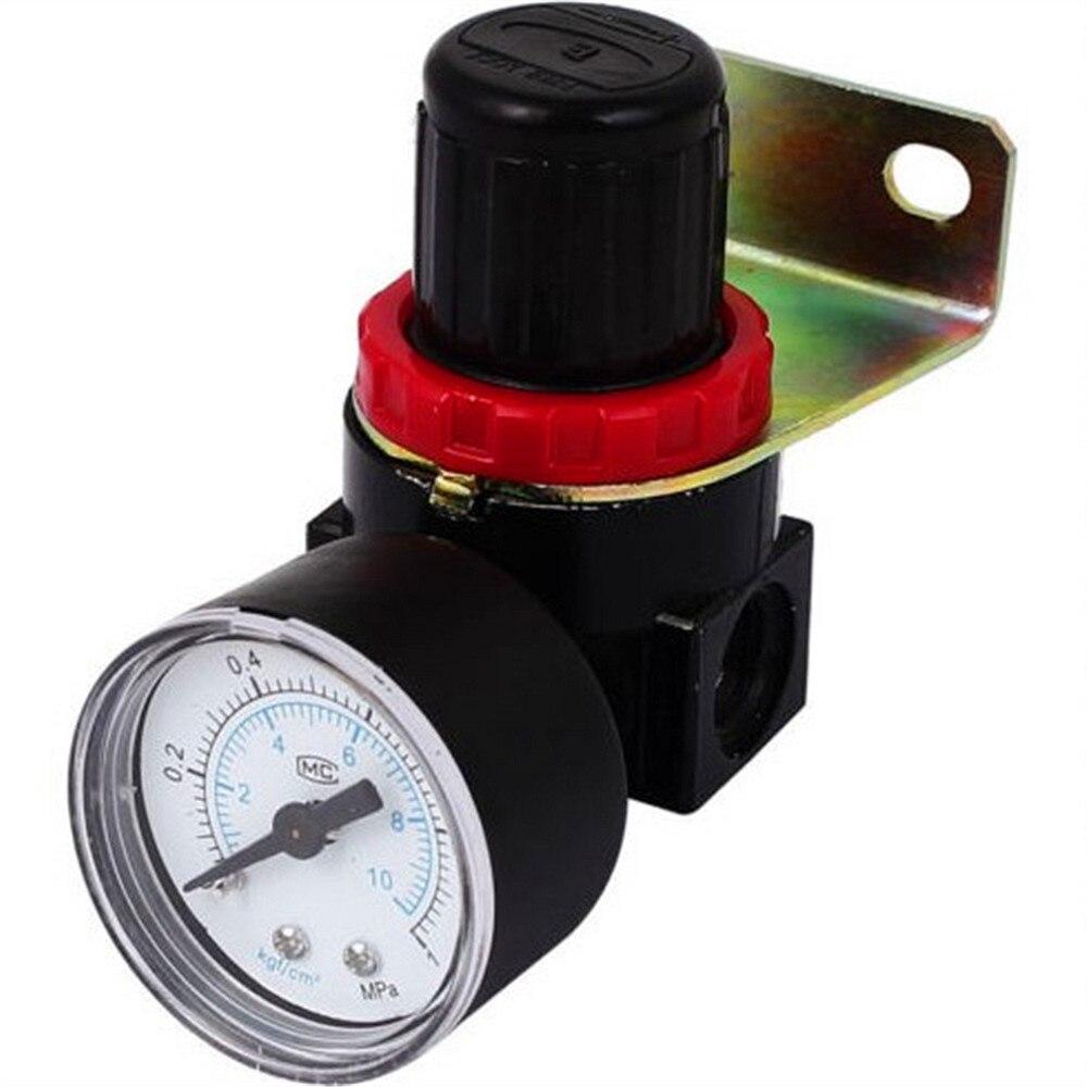 Regulador de pressão com manômetro sem filtro 1/4 AR2000