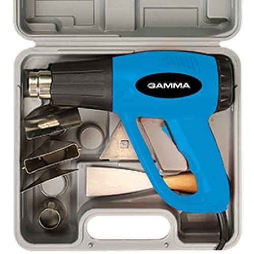 Soprador Térmico Gamma com kit pistola de ar quente 220V