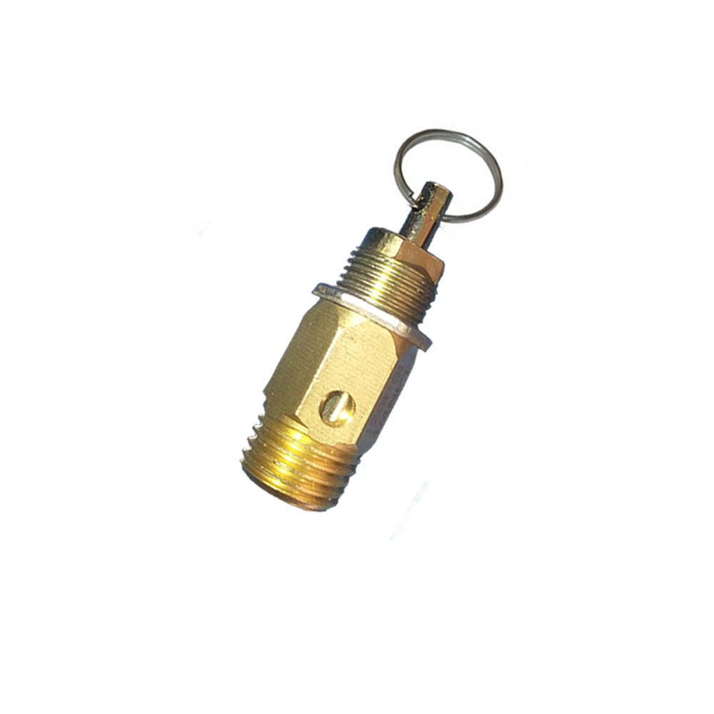 Válvula De Segurança 125 Psi/libras 1/4 NPT