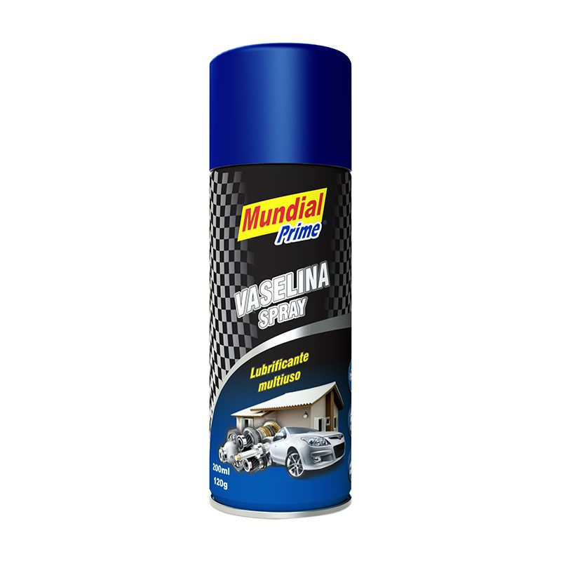 Vaselina Spray Mundial Prime 200ml 120gr