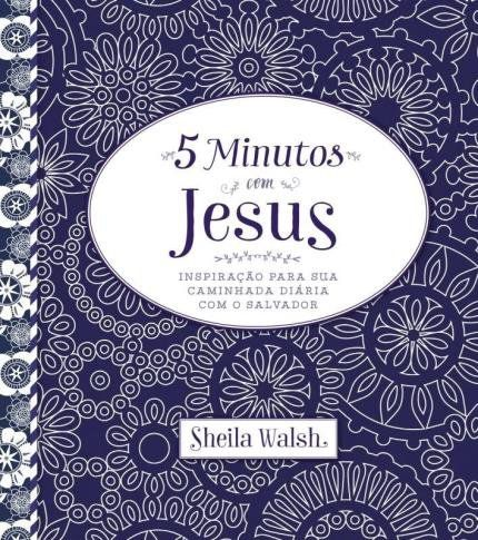 5 Minutos com Jesus - Sheila Walsh