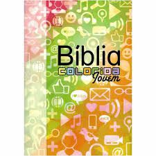 Bíblia Colorida Jovem - Brochura - Capa Redes Sociais