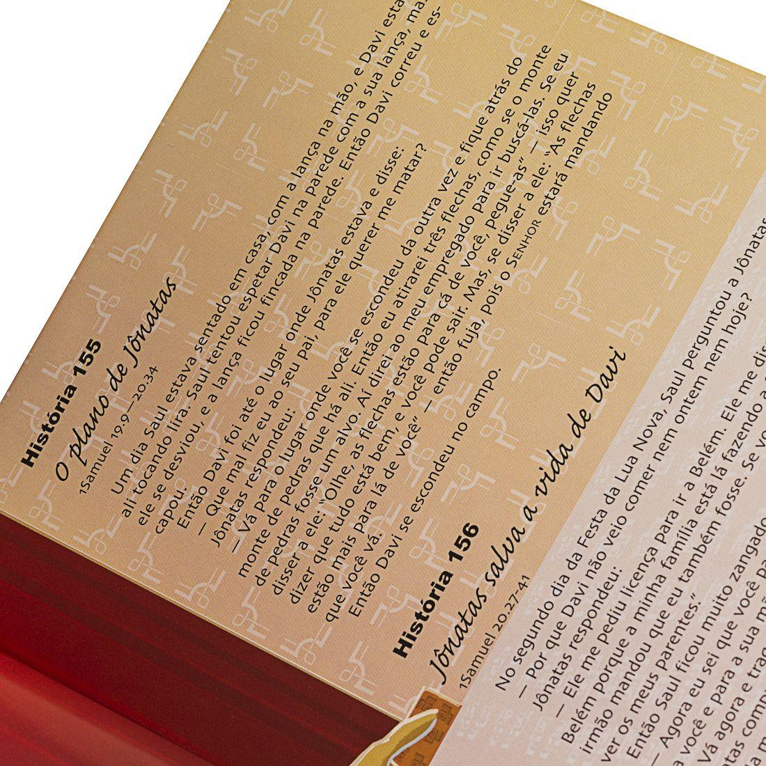 Bíblia Ilustrada | 365 histórias selecionadas