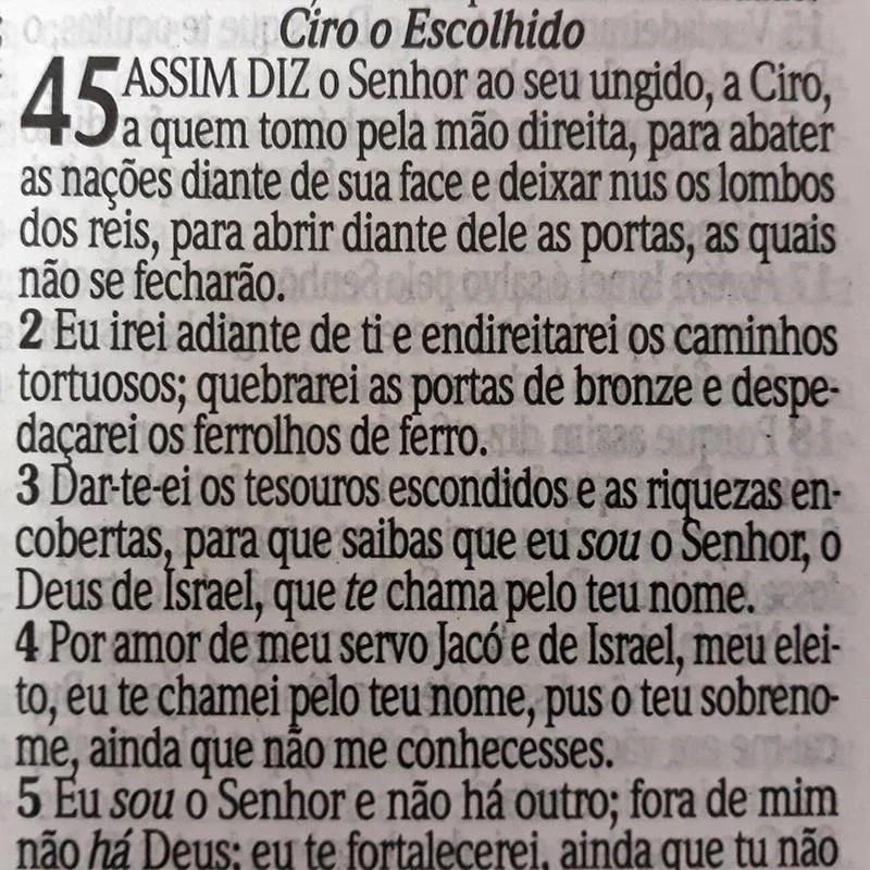 Bíblia Sagrada c/ Harpa Avivada e Corinhos - Letra Gigante (Pink)