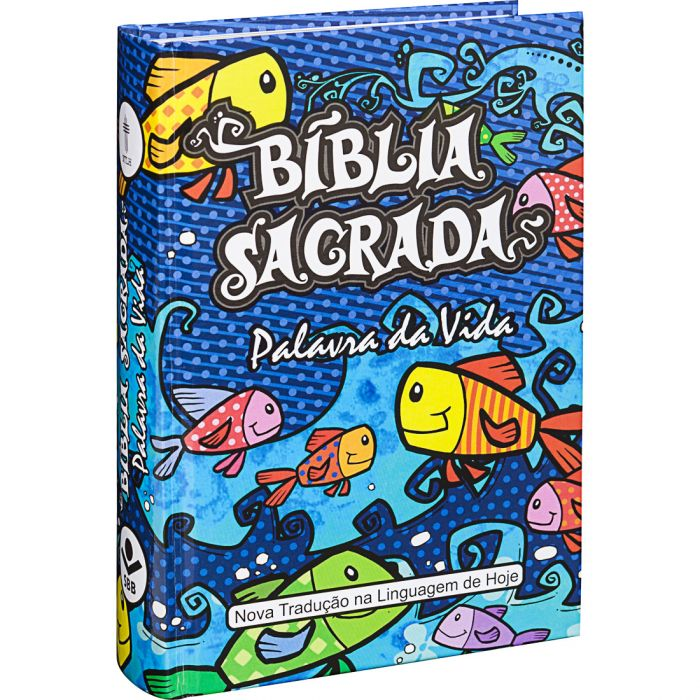 Bíblia Sagrada Infantil Palavra da Vida - NTLH