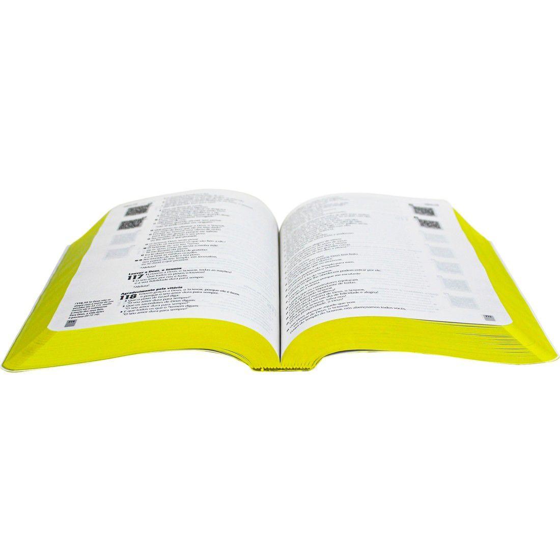 Bíblia Sagrada YouVersion - Versão Impressa com Qr Code