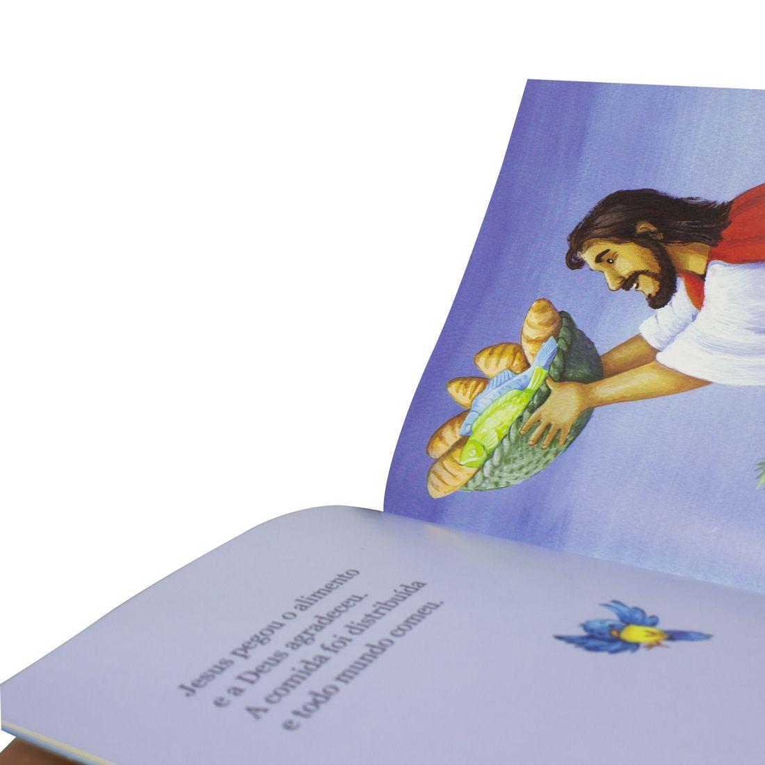 Conta Pra Mim - Histórias da Bíblia (Azul)