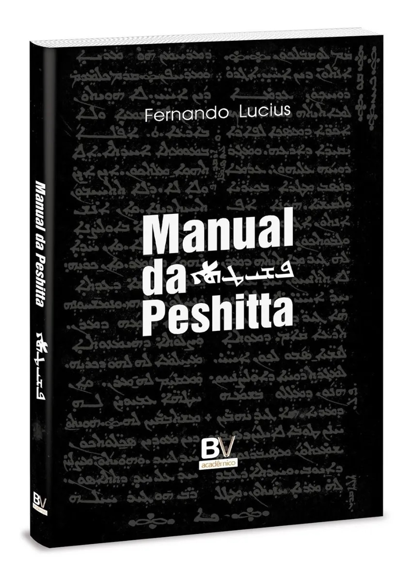 Manual da Peshitta de Fernando Lucius