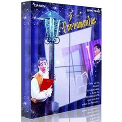 DVD 3 Ferramentas - Companhia De Artes Nissi e Spray Filmes