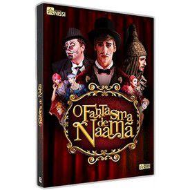 DVD O Fantasma De Naamã - Companhia De Artes Nissi