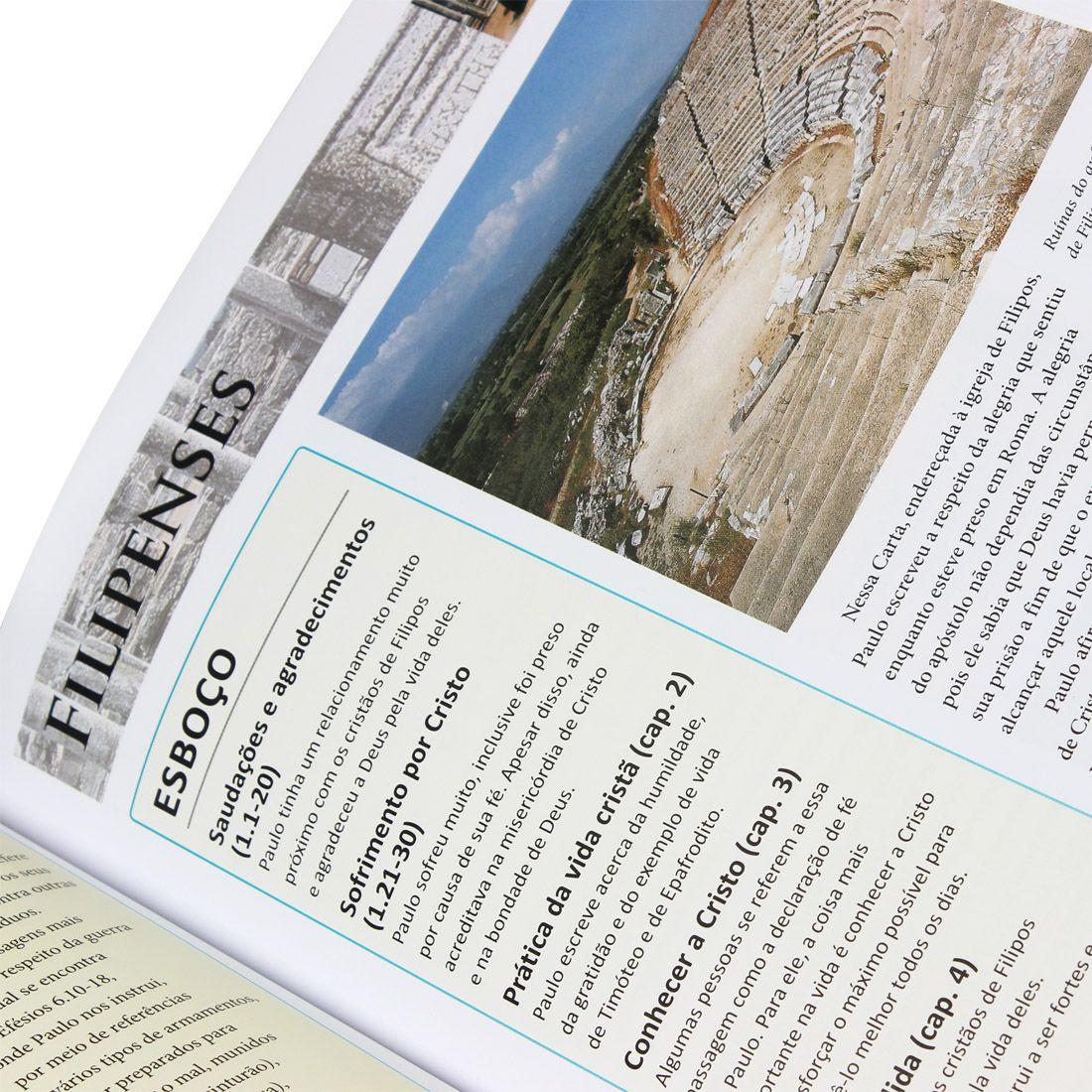 Kit Bíblia do Pescador Dr Diáz Pabón NVI Capa Luxo Vermelha + Manual Essencial da Bíblia SBB