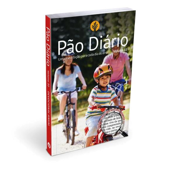 Pão Diário - Nova Capa Família - Volume 22