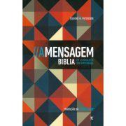 Bíblia A Mensagem Brochura Média Mosaico