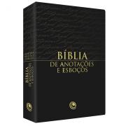 Bíblia de Anotações e Esboços ARC CG