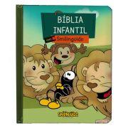 Bíblia Infantil com o Smilinguido
