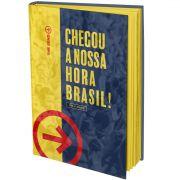 "Bíblia SBB The Send ""Chegou a Nossa Hora Brasil!"""