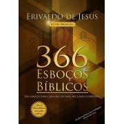 Livro 366 Esboços Bíblicos - Erivaldo de Jesus