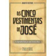 Livro As Cinco Vestimentas de José - Adauto Rezende