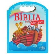 Livro Bíblia para Meninos (Maleta)