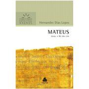 Livro Comentário Expositivo MATEUS - Hernandes Dias Lopes