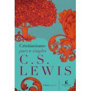 Livro Cristianismo Puro e Simples - C. S. Lewis