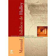 Livro Manual Bíblico de Halley NVI