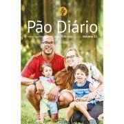 Livro Pão Diário Vol.21 (Família)