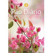 Livro Pão Diário Vol.21 (Rosa)