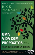 Livro Uma Vida Com Propósitos - Rick Warren