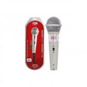 Microfone Profissional Mxt M-996 Dinâmico C/ Cabo 3,0 Metros